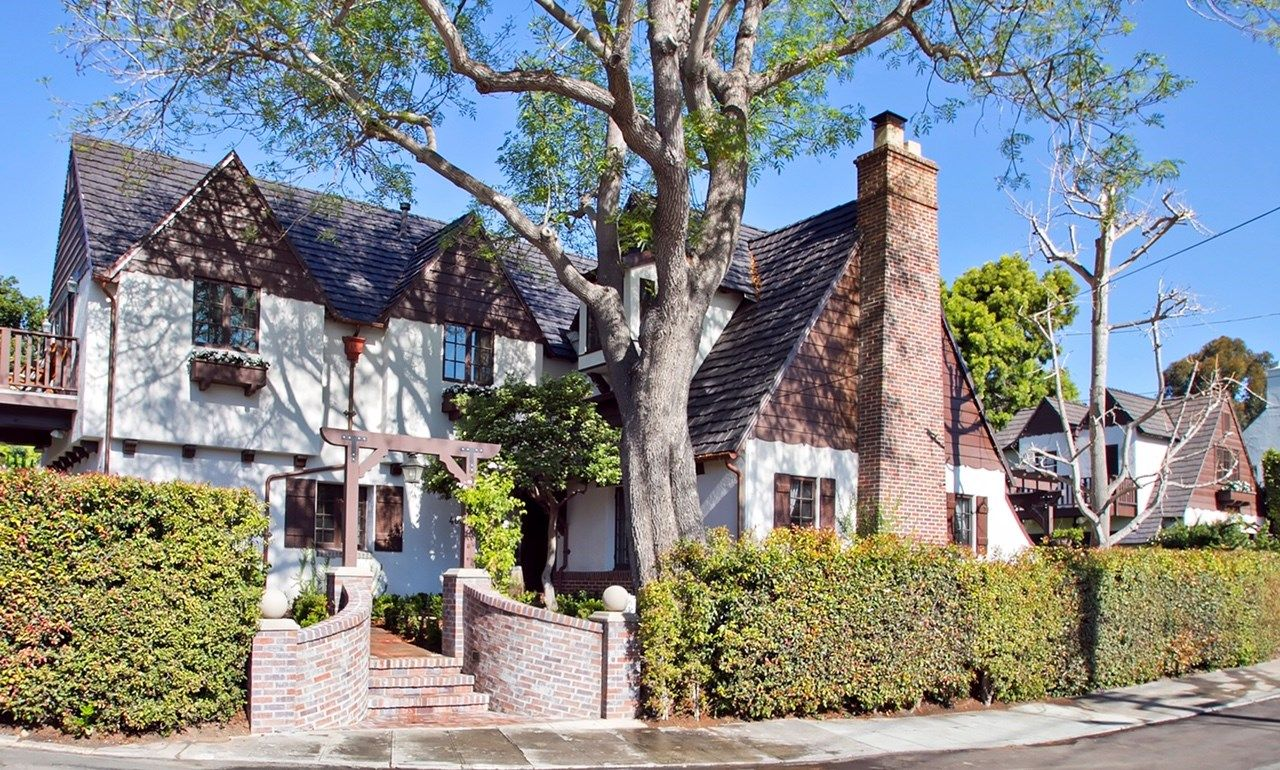 Main Photo: MISSION HILLS House for sale : 5 bedrooms : 4030 Sunset Rd in San Diego