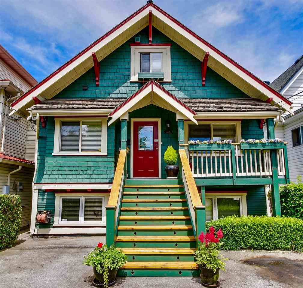 """Main Photo: 139 E 24TH Avenue in Vancouver: Main House for sale in """"MAIN STREET"""" (Vancouver East)  : MLS®# R2286100"""
