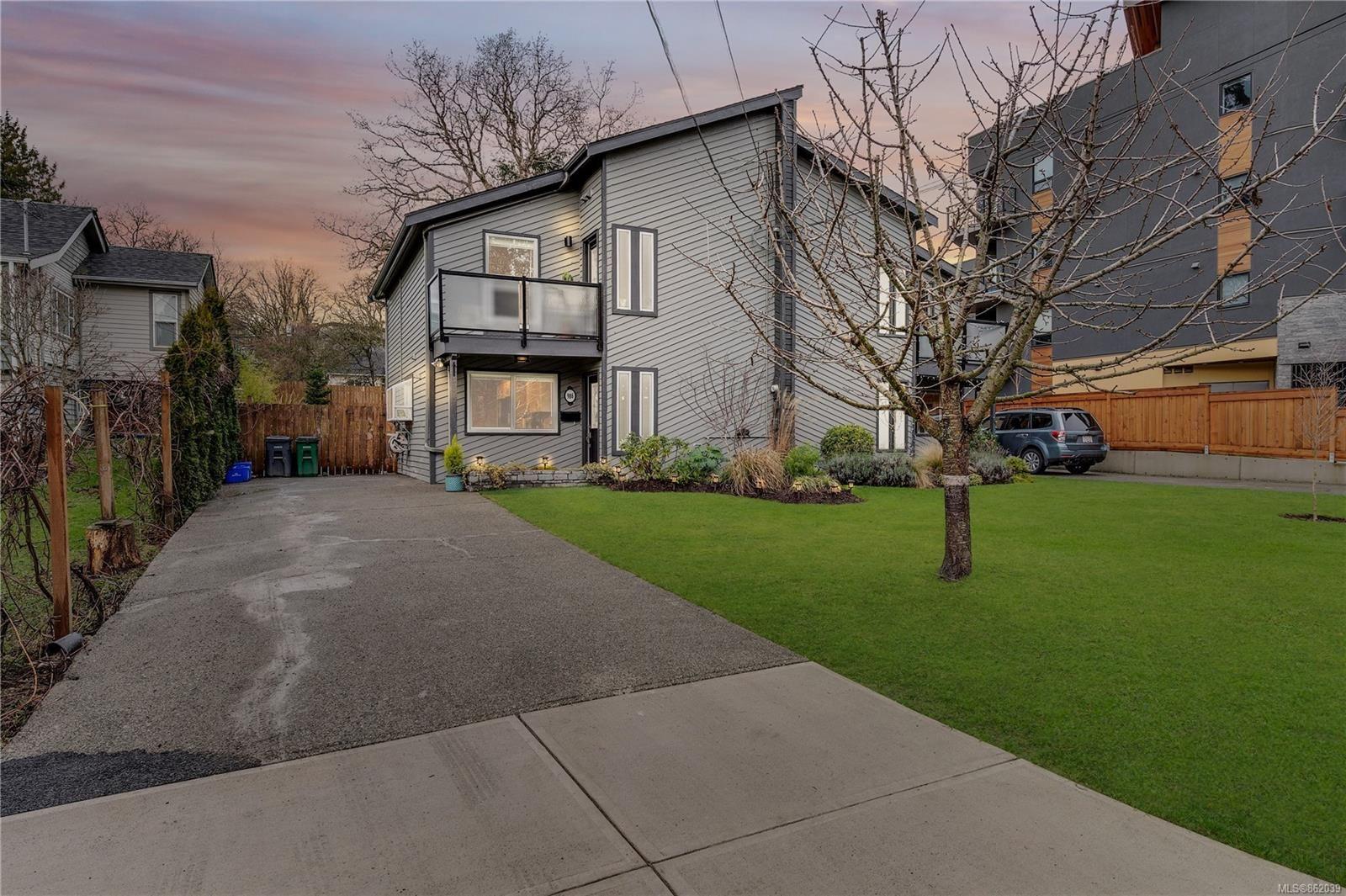 Main Photo: 986 Annie St in : SE Quadra Half Duplex for sale (Saanich East)  : MLS®# 862039