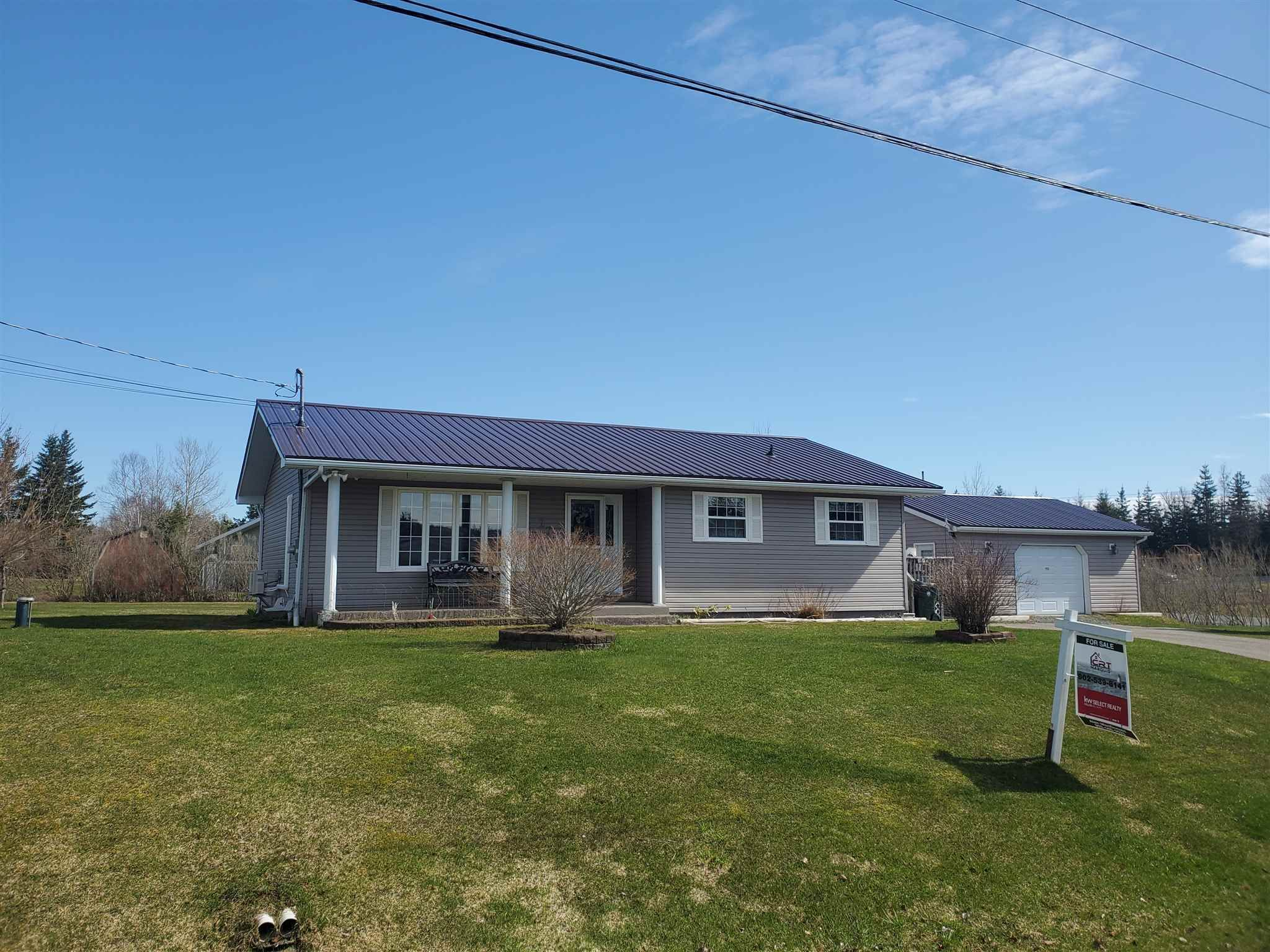 Main Photo: 27 Layton Drive in Howie Centre: 202-Sydney River / Coxheath Residential for sale (Cape Breton)  : MLS®# 202108872