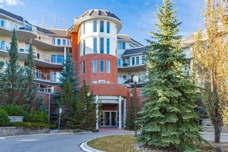 Main Photo: 206 200 Patina Court SW in Calgary: Patterson Apartment for sale : MLS®# A1099589