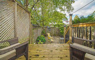 Photo 19: 84 Rushbrooke Avenue in Toronto: South Riverdale House (2-Storey) for sale (Toronto E01)  : MLS®# E4600791