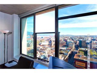 Photo 2: # 1802 108 W CORDOVA ST in Vancouver: Downtown VW Condo for sale (Vancouver West)  : MLS®# V867532