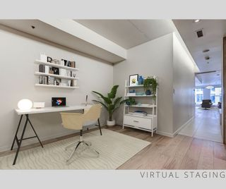 """Photo 10: 503 36 WATER Street in Vancouver: Downtown VW Condo for sale in """"TERMINUS"""" (Vancouver West)  : MLS®# R2545445"""