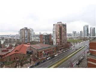 Photo 1: # 902 212 DAVIE ST in Vancouver: Yaletown Condo for sale (Vancouver West)  : MLS®# V1006089