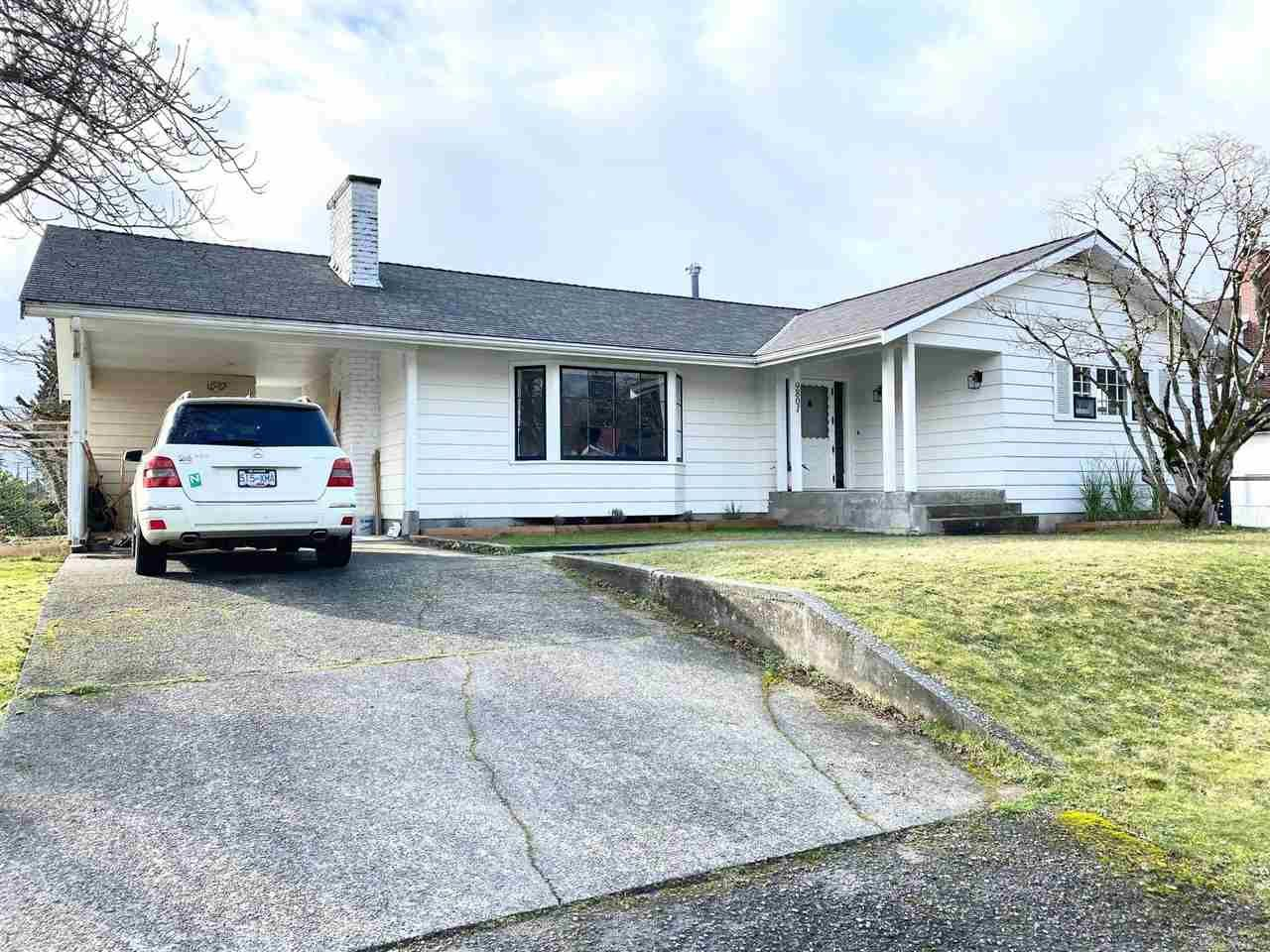 Main Photo: 9801 ANGUS Drive in Chilliwack: Chilliwack N Yale-Well House for sale : MLS®# R2590357