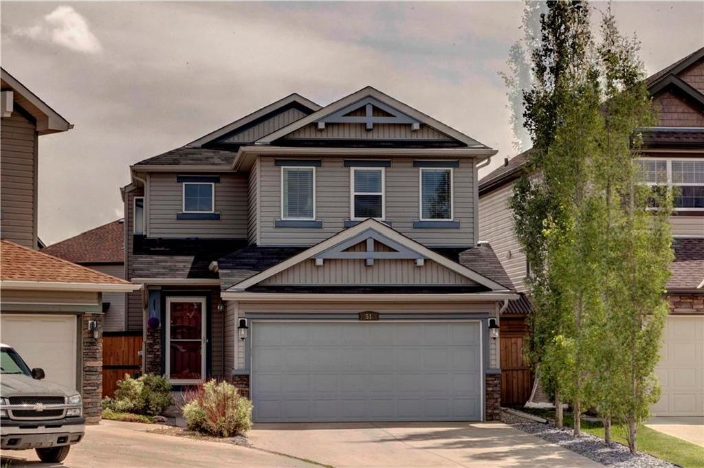 Main Photo: 51 COVECREEK Place NE in Calgary: Coventry Hills House for sale : MLS®# C4124271