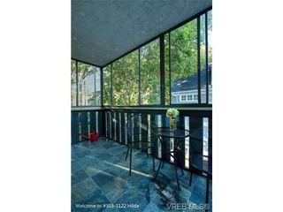 Photo 5: 303 1122 Hilda St in VICTORIA: Vi Fairfield West Condo for sale (Victoria)  : MLS®# 698197