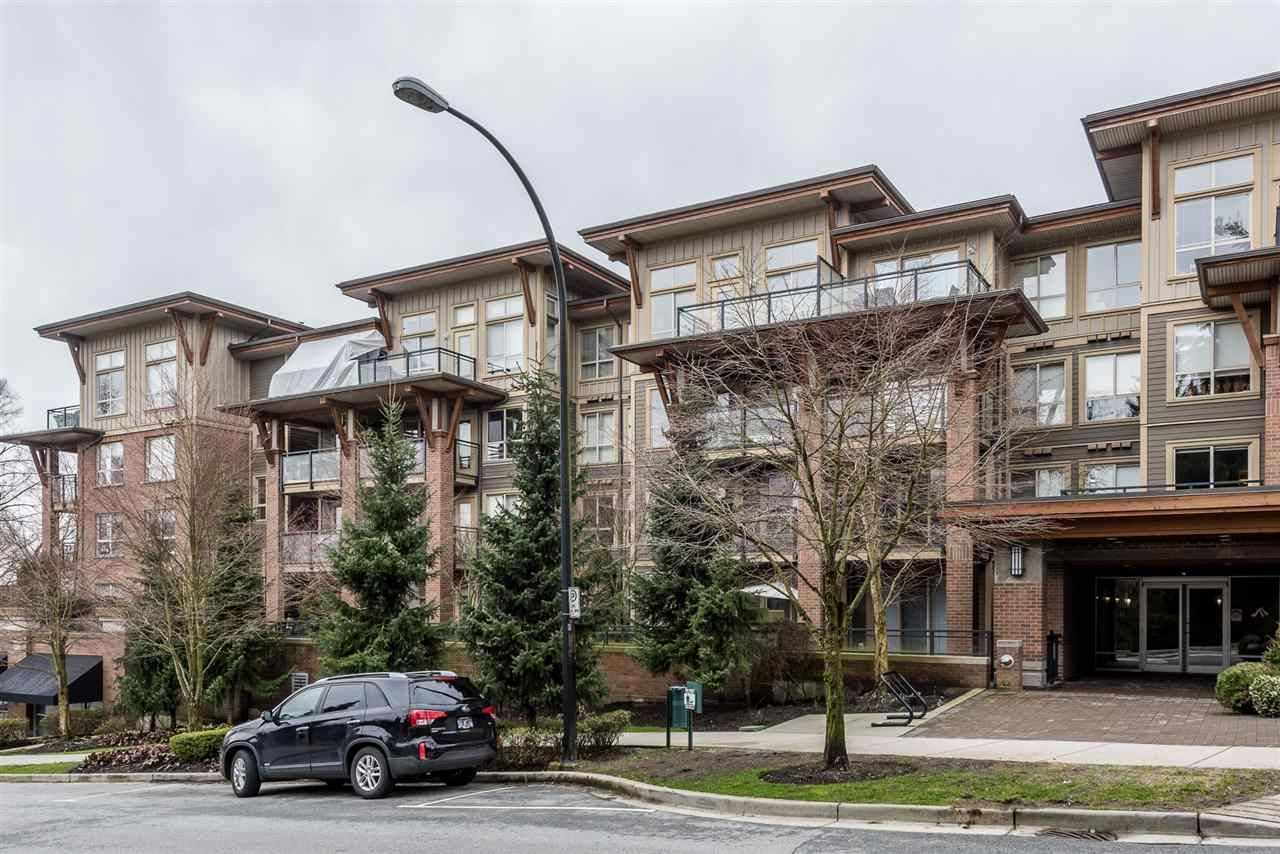 """Main Photo: 114 1633 MACKAY Avenue in North Vancouver: Pemberton Heights Condo for sale in """"Touchstone"""" : MLS®# R2147673"""