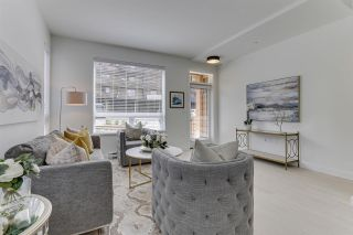 """Photo 7: 409 3021 ST GEORGE Street in Port Moody: Port Moody Centre Townhouse for sale in """"GEORGE by MARCON"""" : MLS®# R2604134"""