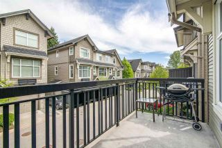 """Photo 12: 734 ORWELL Street in North Vancouver: Lynnmour Townhouse for sale in """"Wedgewood by Polygon"""" : MLS®# R2409884"""