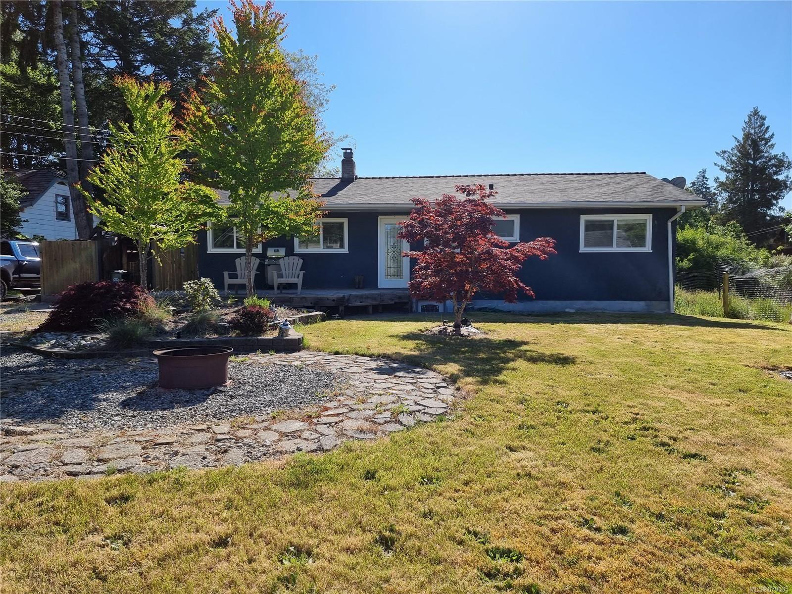 Main Photo: 5174 Cleary Rd in : PA Port Alberni House for sale (Port Alberni)  : MLS®# 879035