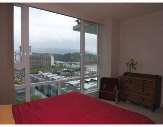 Photo 6: 607 - 499 Broughton Street in Vancouver: Coal Harbour Condo for sale (Vancouver West)  : MLS®# V671870