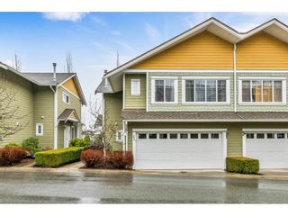"Photo 1: 21 6110 138 Street in Surrey: Sullivan Station Townhouse for sale in ""SENECA WOODS"" : MLS®# R2436606"