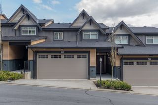 "Photo 1: 38 10525 240 Street in Maple Ridge: Albion Townhouse for sale in ""MAGNOLIA GROVE"" : MLS®# R2445454"