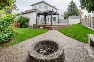 Photo 43: 215 HEAGLE Crescent in Edmonton: Zone 14 House for sale : MLS®# E4241702