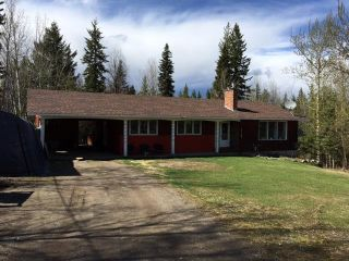 Main Photo: 1168 MARSH Road in Quesnel: Quesnel - Rural West House for sale (Quesnel (Zone 28))  : MLS®# R2573856