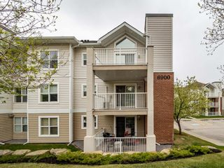 Photo 1: 303 6900 Hunterview Drive NW in Calgary: Huntington Hills Apartment for sale : MLS®# A1105086
