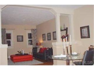 Photo 4: 154 Linden Ave in VICTORIA: Vi Fairfield West Half Duplex for sale (Victoria)  : MLS®# 433861