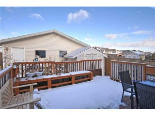 Photo 15: 240 BRIDLEWOOD Avenue SW in CALGARY: Bridlewood Residential Detached Single Family for sale (Calgary)  : MLS®# C3501530