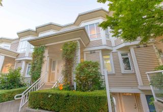 """Photo 4: 236 2565 W BROADWAY Street in Vancouver: Kitsilano Townhouse for sale in """"Trafalgar Mews"""" (Vancouver West)  : MLS®# R2581558"""
