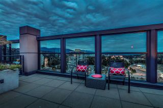 """Photo 17: 2703 301 CAPILANO Road in Port Moody: Port Moody Centre Condo for sale in """"THE RESIDENCES"""" : MLS®# R2191281"""