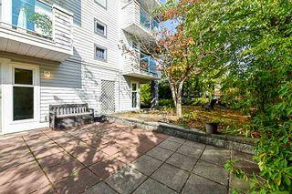 "Photo 15: 101 2983 CAMBRIDGE Street in Port Coquitlam: Glenwood PQ Condo for sale in ""CAMBRIDGE GARDENS"" : MLS®# R2301485"