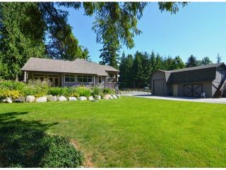 Photo 18: 21964 6TH AV in Langley: Campbell Valley House for sale : MLS®# F1417390