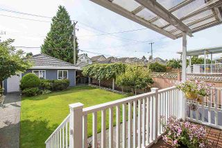 Photo 16: 8567 CORNISH Street in Vancouver: S.W. Marine House for sale (Vancouver West)  : MLS®# R2391187