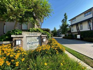 """Photo 1: 134 19433 68TH Avenue in Surrey: Clayton Townhouse for sale in """"The Grove"""" (Cloverdale)  : MLS®# R2599425"""