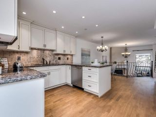 """Photo 4: 8 1266 W 6TH Avenue in Vancouver: Fairview VW Townhouse for sale in """"Camden Court"""" (Vancouver West)  : MLS®# R2487399"""