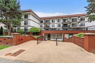 """Photo 1: 210 721 HAMILTON Street in New Westminster: Uptown NW Condo for sale in """"Casa Del Rey"""" : MLS®# R2406568"""