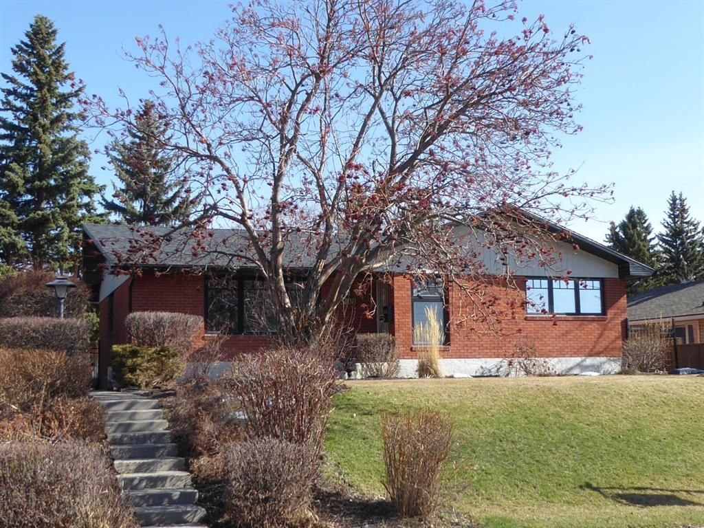 Main Photo: 3108 Underhill Drive NW in Calgary: University Heights Detached for sale : MLS®# A1056908