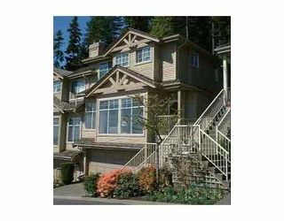"""Photo 1: 58 2979 PANORAMA Drive in Coquitlam: Westwood Plateau Townhouse for sale in """"DEERCREST"""" : MLS®# V690850"""