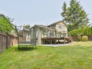 """Photo 14: 7959 WOODHURST Drive in Burnaby: Forest Hills BN House for sale in """"FOREST HILL"""" (Burnaby North)  : MLS®# V1133720"""