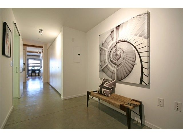 """Photo 12: Photos: 106 388 W 1ST Avenue in Vancouver: False Creek Condo for sale in """"The Exchange"""" (Vancouver West)  : MLS®# V1115202"""