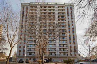 Photo 3: 1408 11307 99 Avenue in Edmonton: Zone 12 Condo for sale : MLS®# E4230195