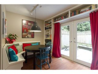 Photo 7: 279 BALMORAL Place in Port Moody: North Shore Pt Moody Townhouse for sale : MLS®# V1055065