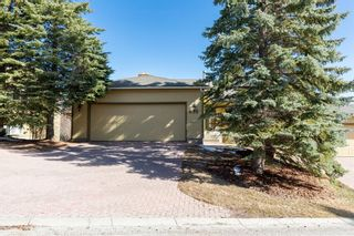 Main Photo: 639 Stratton Terrace SW in Calgary: Strathcona Park Semi Detached for sale : MLS®# A1090983