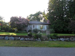 """Photo 1: 8977 HUDSON BAY Street in Langley: Fort Langley House for sale in """"FORT LANGLEY"""" : MLS®# R2017913"""