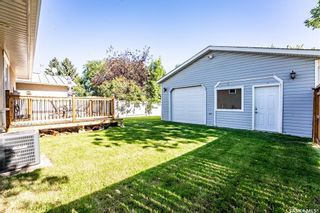 Photo 32: 210 Mowat Crescent in Saskatoon: Pacific Heights Residential for sale : MLS®# SK870029