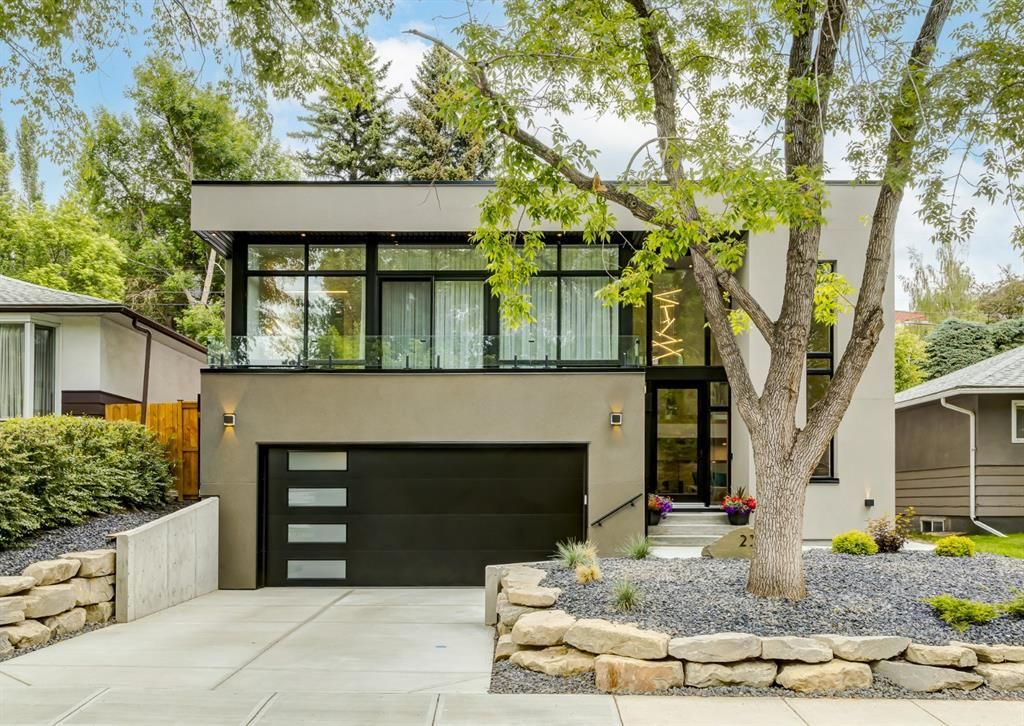Main Photo: 2316 Sumac Road NW in Calgary: West Hillhurst Detached for sale : MLS®# A1141748