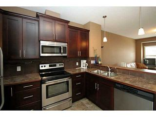 Photo 4: 245 RANCH RIDGE Meadows: Strathmore Townhouse for sale : MLS®# C3615774
