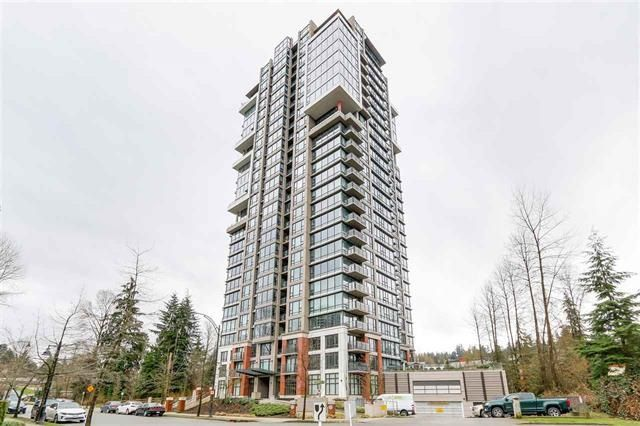 Main Photo: 2308 301 Capilano Road in Port Moody: Port Moody Centre Condo for sale : MLS®# R2153722