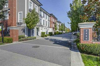 "Photo 1: 100 2428 NILE Gate in Port Coquitlam: Riverwood Townhouse for sale in ""DOMINION NORTH"" : MLS®# R2311340"