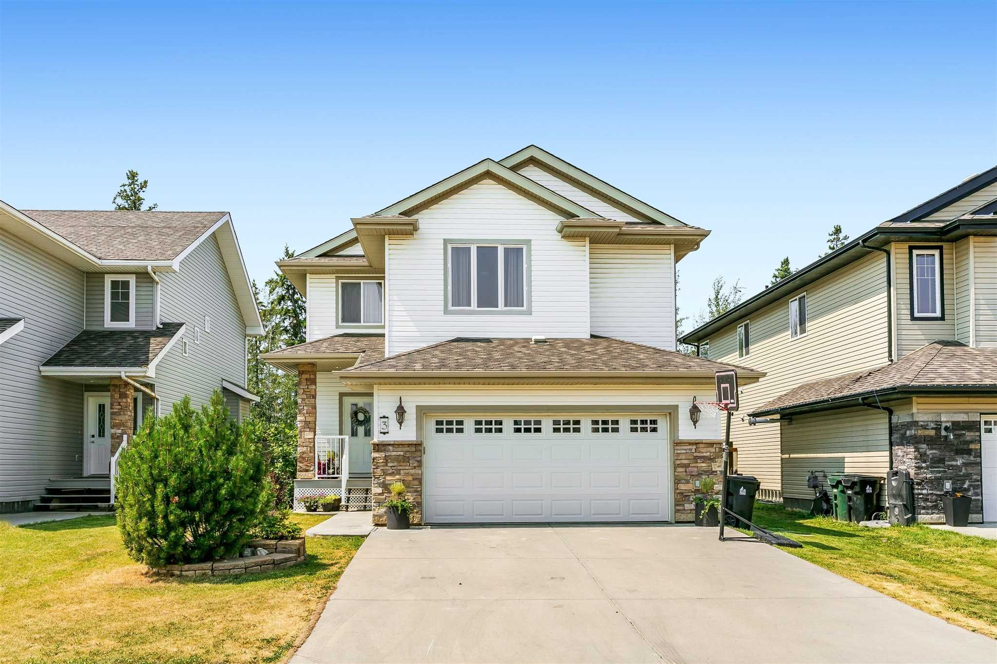 Main Photo: 3 HIGHLANDS Way: Spruce Grove House for sale : MLS®# E4254643