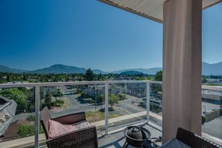 """Photo 33: 801 45745 PRINCESS Avenue in Chilliwack: Chilliwack W Young-Well Condo for sale in """"Princess Towers"""" : MLS®# R2596845"""