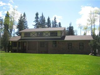 Photo 1: 4295 SUNSHINE Crescent in Prince George: Buckhorn House for sale (PG Rural South (Zone 78))  : MLS®# N201259