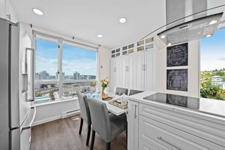 """Photo 12: PH4 98 TENTH Street in New Westminster: Downtown NW Condo for sale in """"Plaza Pointe"""" : MLS®# R2613830"""