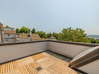 Photo 21: 301 3787 PENDER Street in Burnaby: Willingdon Heights Townhouse for sale (Burnaby North)  : MLS®# R2598443